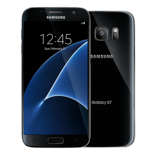 Samsung Galaxy black S7