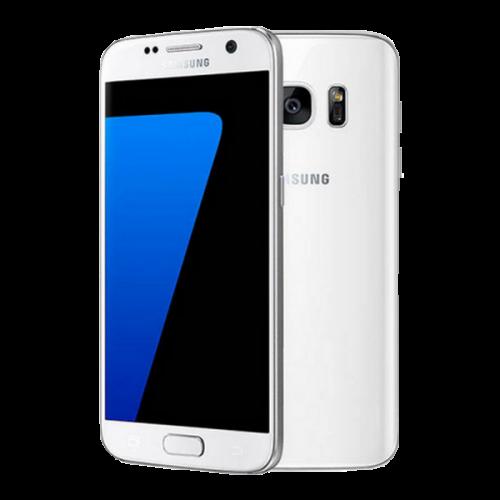 Samsung Galaxy white S7
