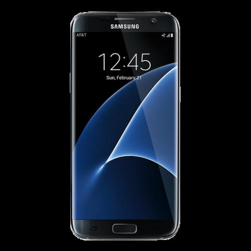 Samsung Galaxy edge black S7