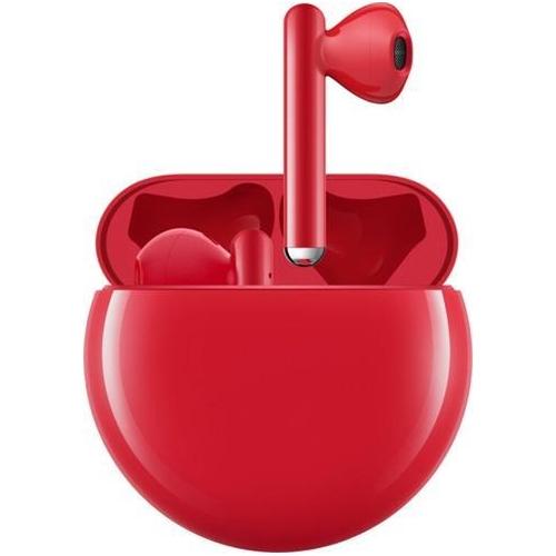 Huawei FreeBuds 3 Wireless Earphones Red (EU Blister)