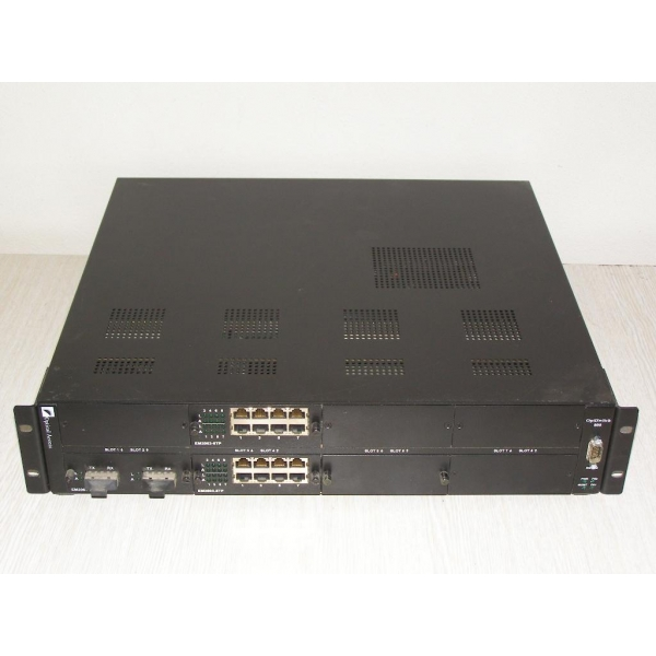 OptiSwitch-800, 8-slot 10/100/1000 P/N NH2064