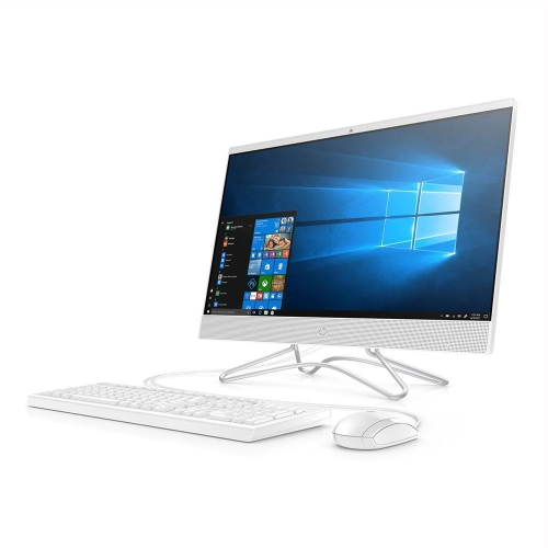 HP 24-f0016nl All-in-One, AMD A9-9425 3.1GHz/8GB RAM/128GB SSD PCIe+1TB HDD/HP Remarketed