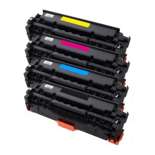 Toner HP CC532A Yellow - Compatible