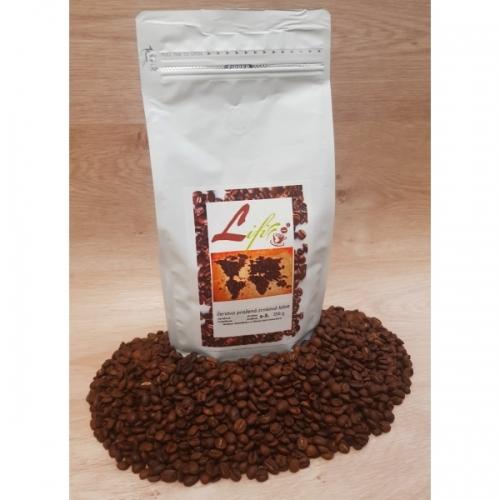 Káva LiFi