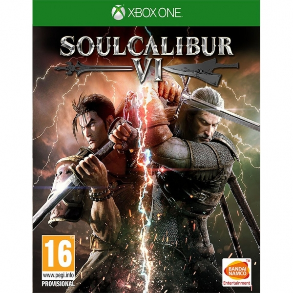SoulCalibur VI (nová)