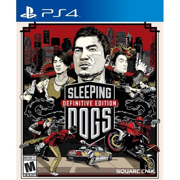 Sleeping Dogs Definitive Edition(nová)