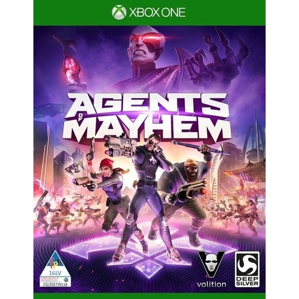 Agents of Mayhem (nová)