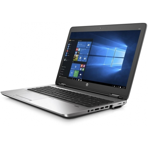 HP ProBook 650 G2, Core i5 6200U 2.3GHz/8GB RAM/256GB M.2 SSD/battery VD