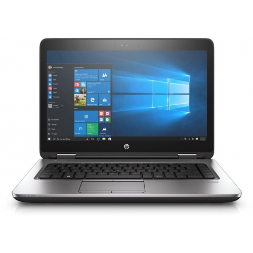 HP ProBook 640 G2, Core i5 6200U 2.3GHz/8GB RAM/256GB SSD NEW/battery VD