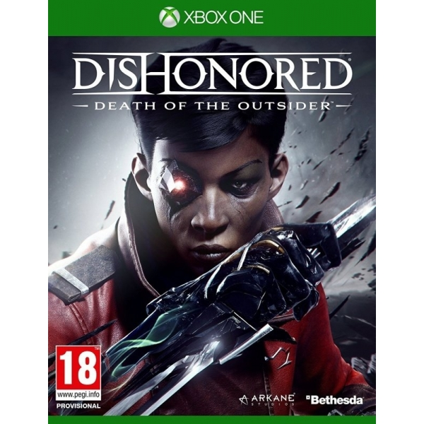 Dishonored Death of the Outsider(nová)