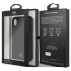 MEHCI61SILBK Mercedes Silicon/Fiber Case Lining Black pro iPhone XR