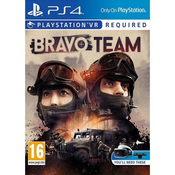 Bravo Team VR (nová)
