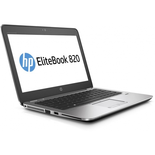 HP EliteBook 820 G3, Core i5 6300U 2.3GHz/8GB RAM/256GB M.2 SSD/battery VD