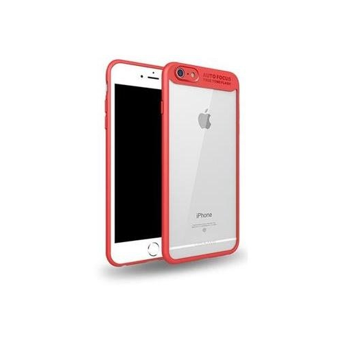 USAMS Mant Zadní Kryt Red pro iPhone XS Max