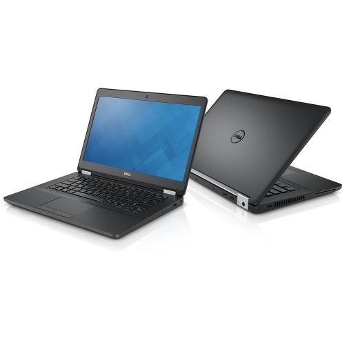 Dell Latitude E5470, Core i5 6300U 2.4GHz/8GB RAM/256GB SSD NEW/battery VD