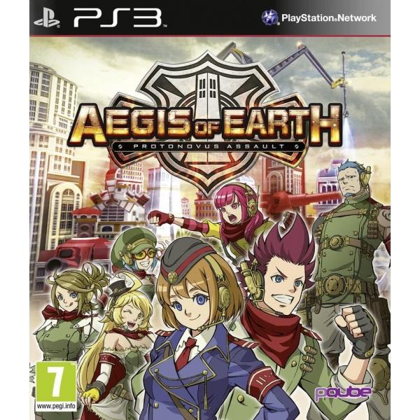 Aegis of Earth : Protonovus Assault (nová)