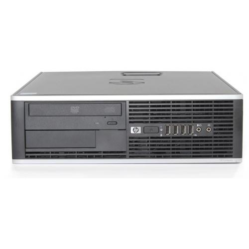 HP Compaq Elite 8100 SFF, Core i5 650 3.2GHz/4GB RAM/120GB SSD + 500GB HDD