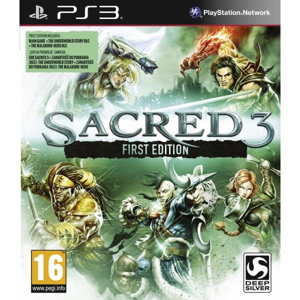 Sacred 3 (nová)