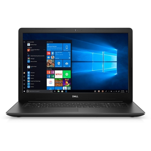 Dell Inspiron 3793, Core i5 1035G1 1.0GHz/16GB RAM/256GB SSD PCIe + 1TB HDD/battery NB