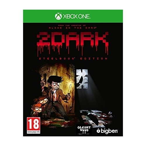2 Dark Steelbook Edition (nová)