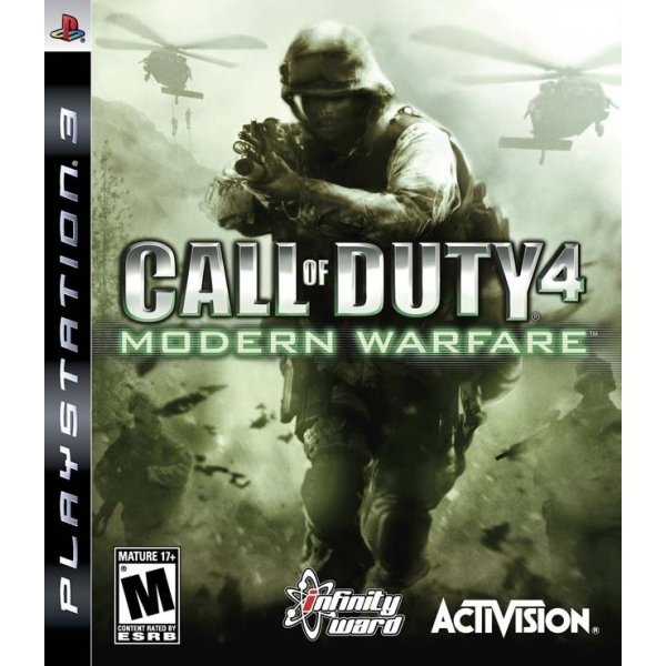 Call of Duty 4 Modern Warfare (nová)