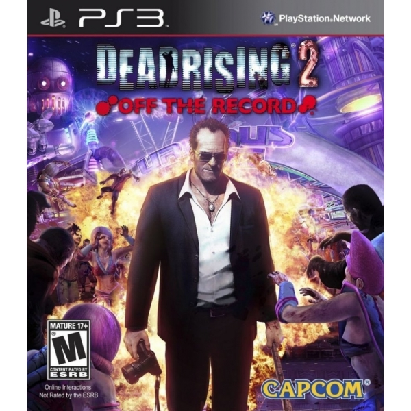 Dead Rising 2: Off the Record (nová)