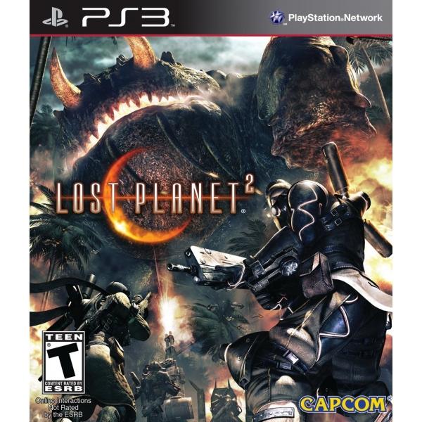 Lost Planet 2 (nová)