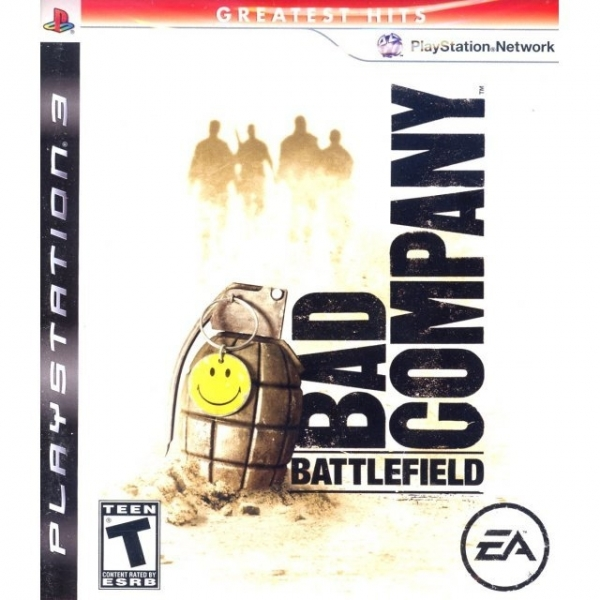 Battlefield Bad Company (nová)
