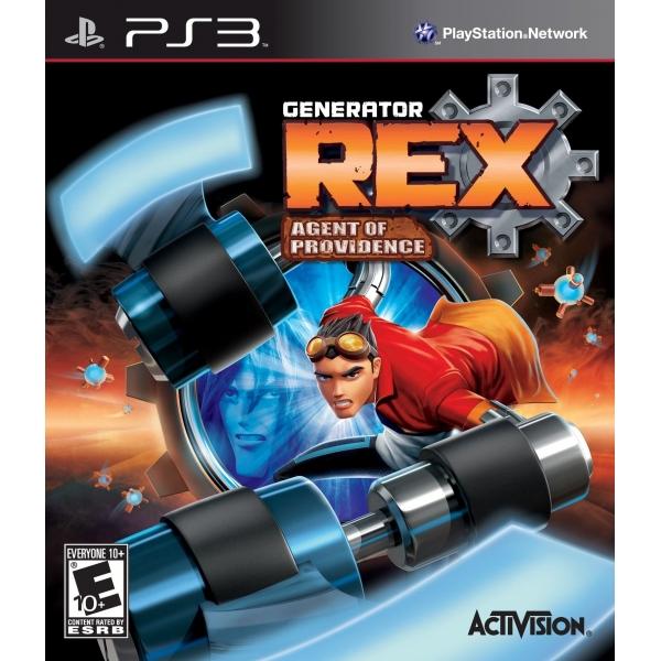 Generator Rex: Agent of Providence (nová)