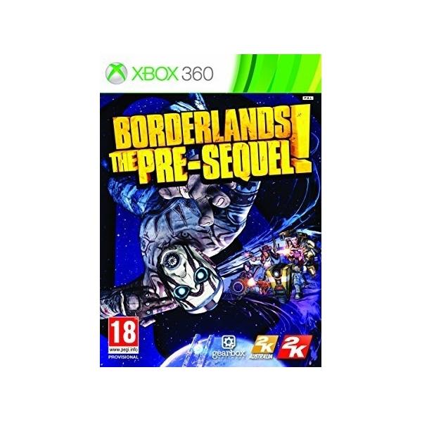 Borderlands: The Pre-Sequel! (nová)
