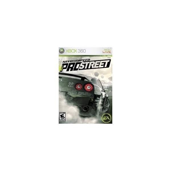 Need for Speed ProStreet (nová)