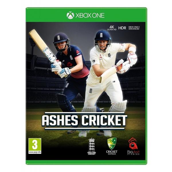 Ashes Cricket (nová)