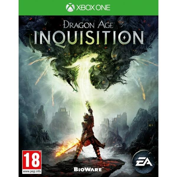 Dragon Age 3:  Inquisition (nová)