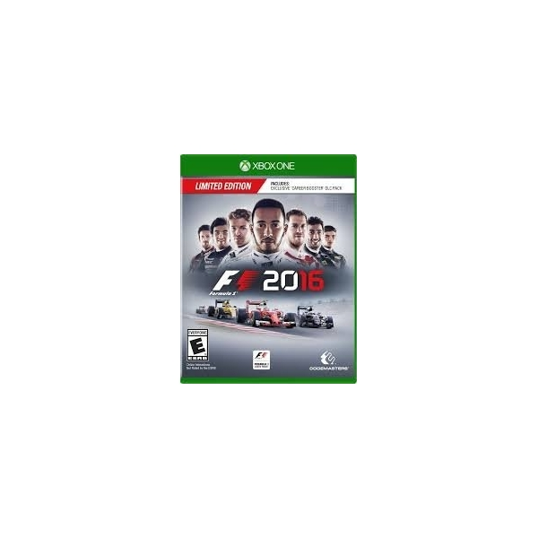 F1 2016 Limited Edition (nová)