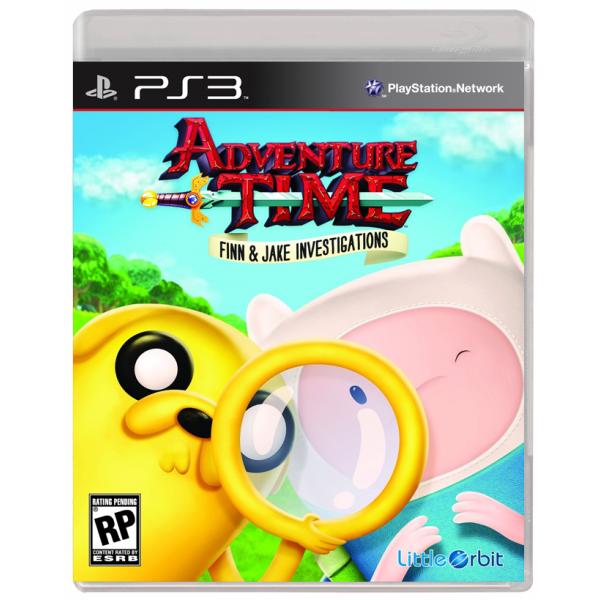 Adventure Time : Finn & Jake Investigations