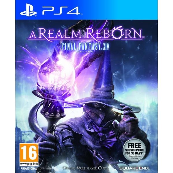 Final Fantasy XIV Online A Realm Reborn