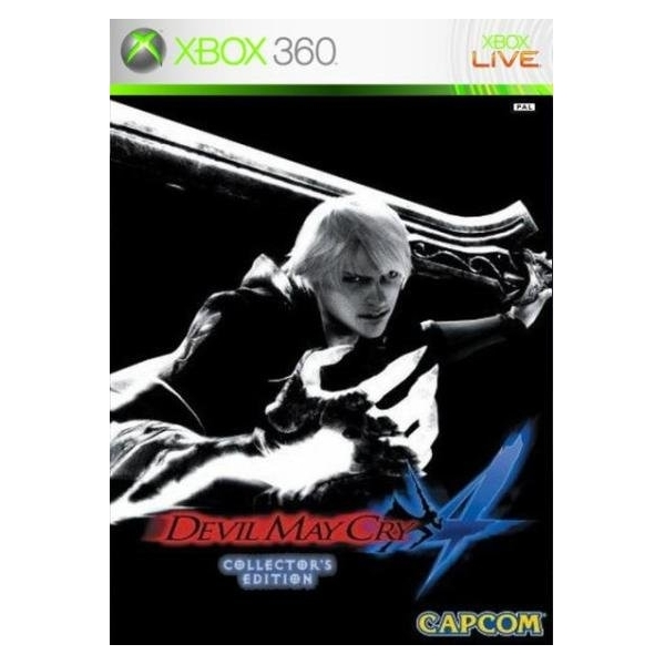 Devil May Cry 4 Collector's Edition (nová)