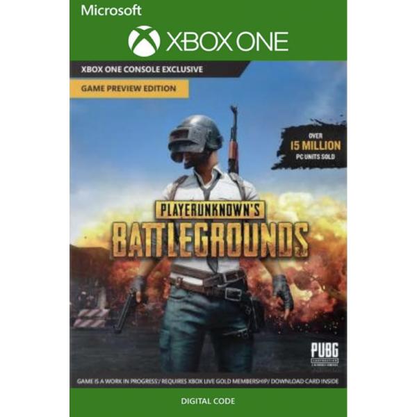PlayerUnknowns Battlegrounds - Digitální kód