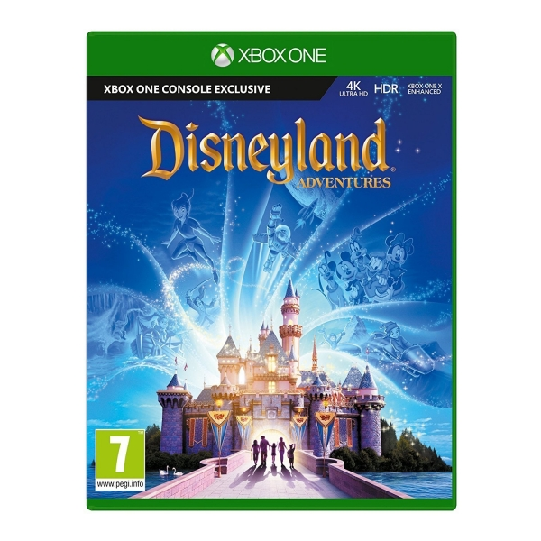 Disneyland Adventures - Definitive Edition (Nová)