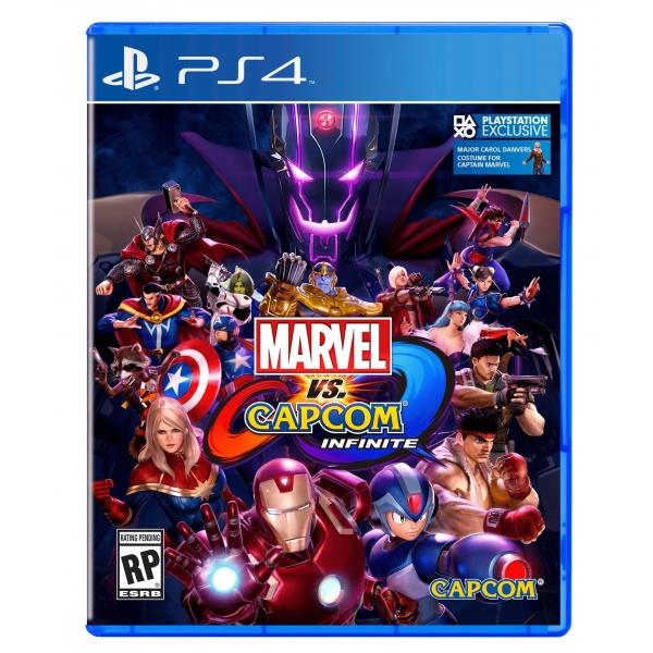 Marvel vs Capcom Infinite (nová)