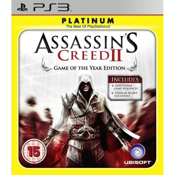 Assassins Creed 2 Game of the year