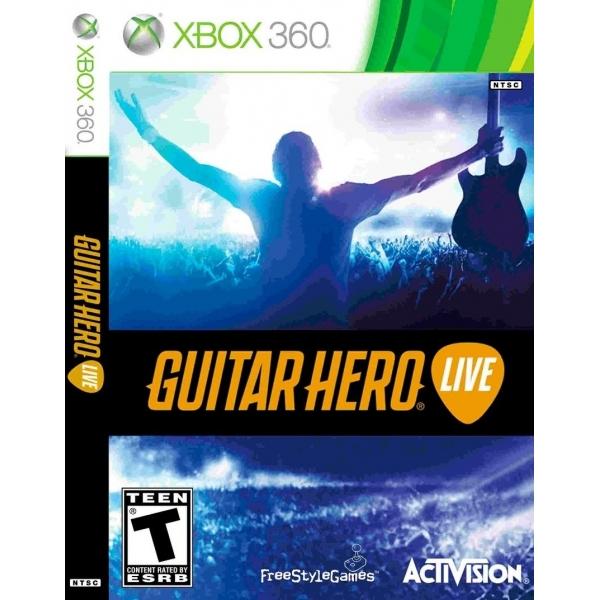 Guitar Hero Live (pouze hra)