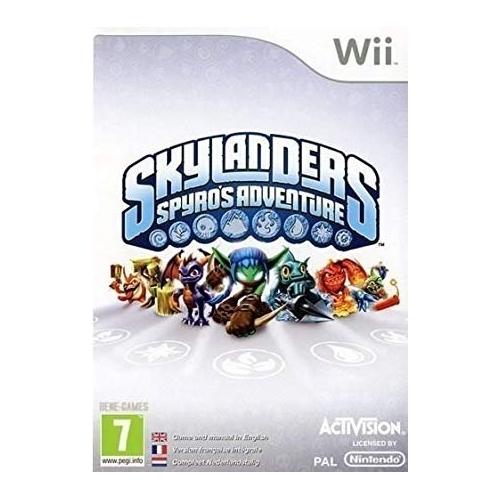Skylanders Spyros Adventure (pouze hra) Wii