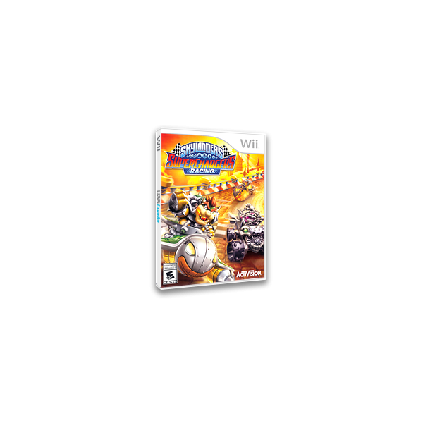 Skylanders: Superchargers Racing Wii