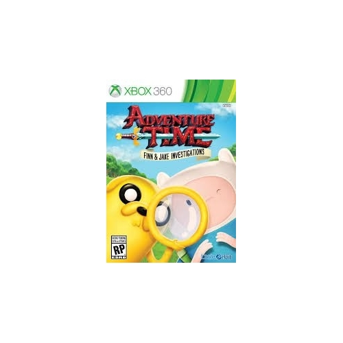 Adventure Time : Finn & Jake Investigations