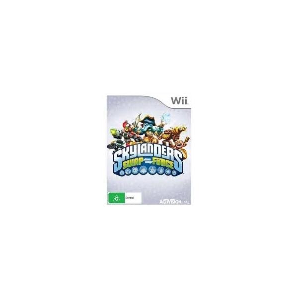 Skylanders Swap Force (pouze hra) Wii