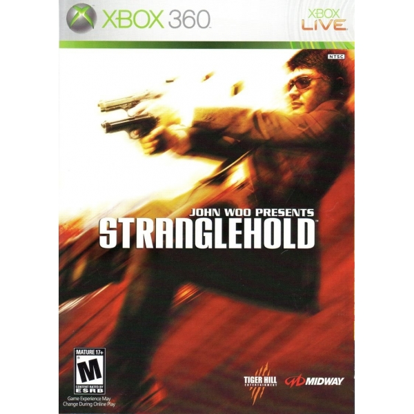 John Woo Stranglehold